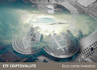 ETF criptovalute