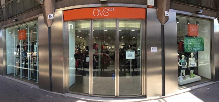 OVS kids negozio