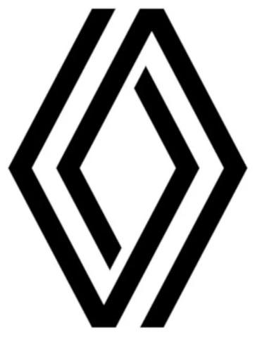 Renault Azioni Società nuovo logo 2021