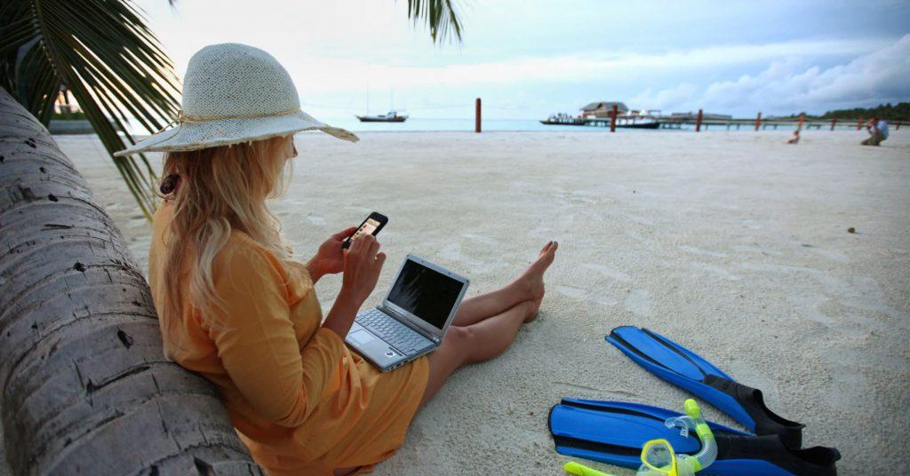App per Guadagnare Soldi beach trading