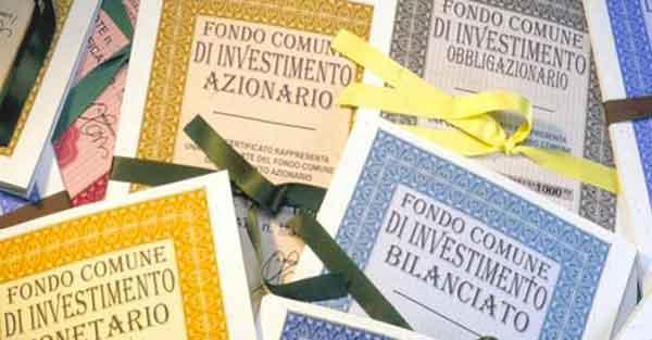 Intermediari finanziari e tipologie fondi di investimento