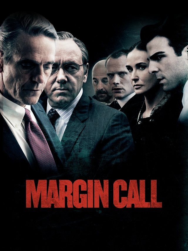 locandina della pellicola Margin Call