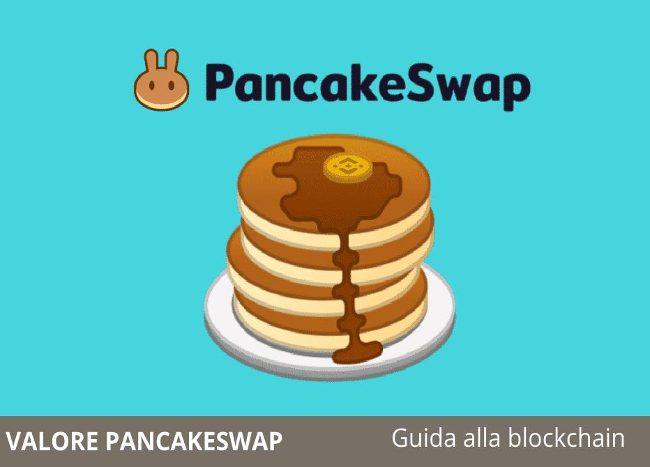Valore PancakeSwap