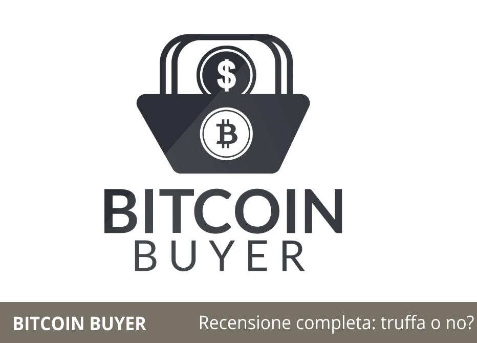 ATTENZIONE! Bitcoin Trader è una truffa - Davvero?