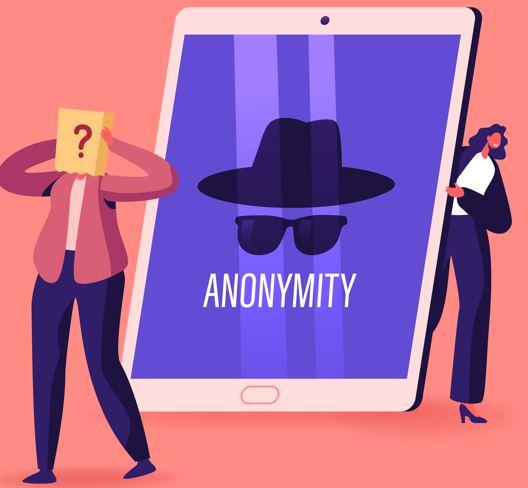 Comprare BTC in anonimo