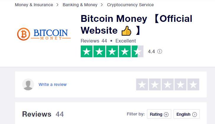 Bitcoin Money Trustpilot