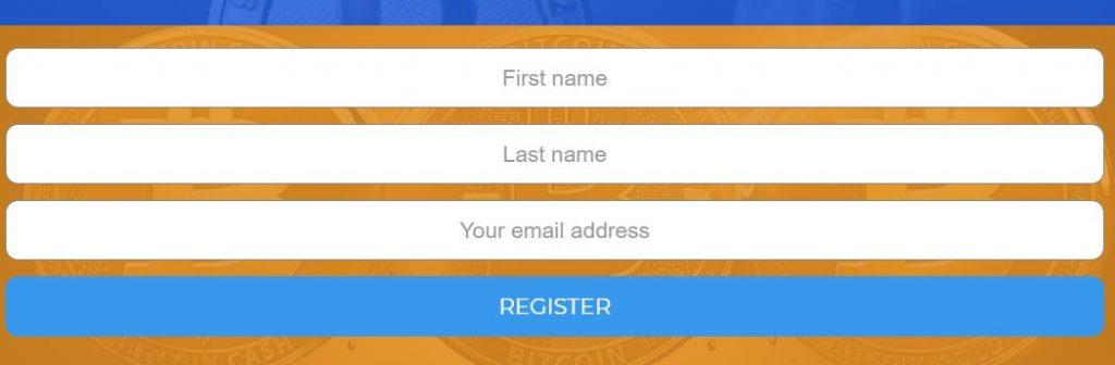 Bitcoin Money registrazione
