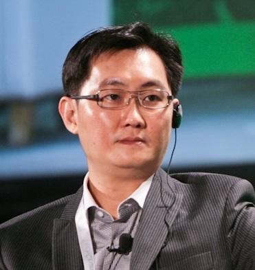 Ma Huateng Azioni Tencent