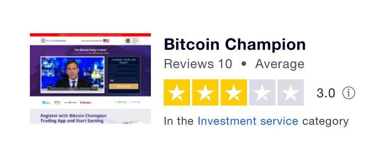 Recensioni Bitcoin Champion