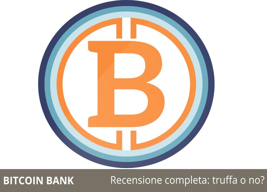 bitcoin recensione banca crypto