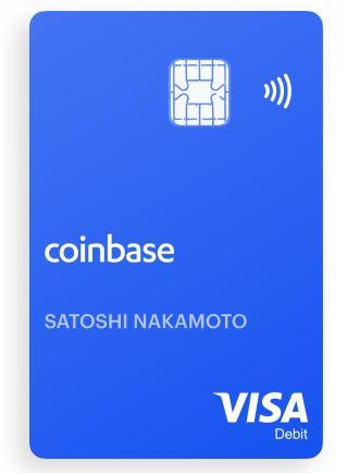 carta crypto Coinbase