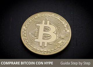Comprare Bitcoin con Hype