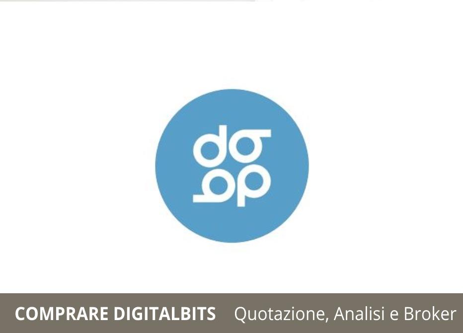Comprare DigitalBits
