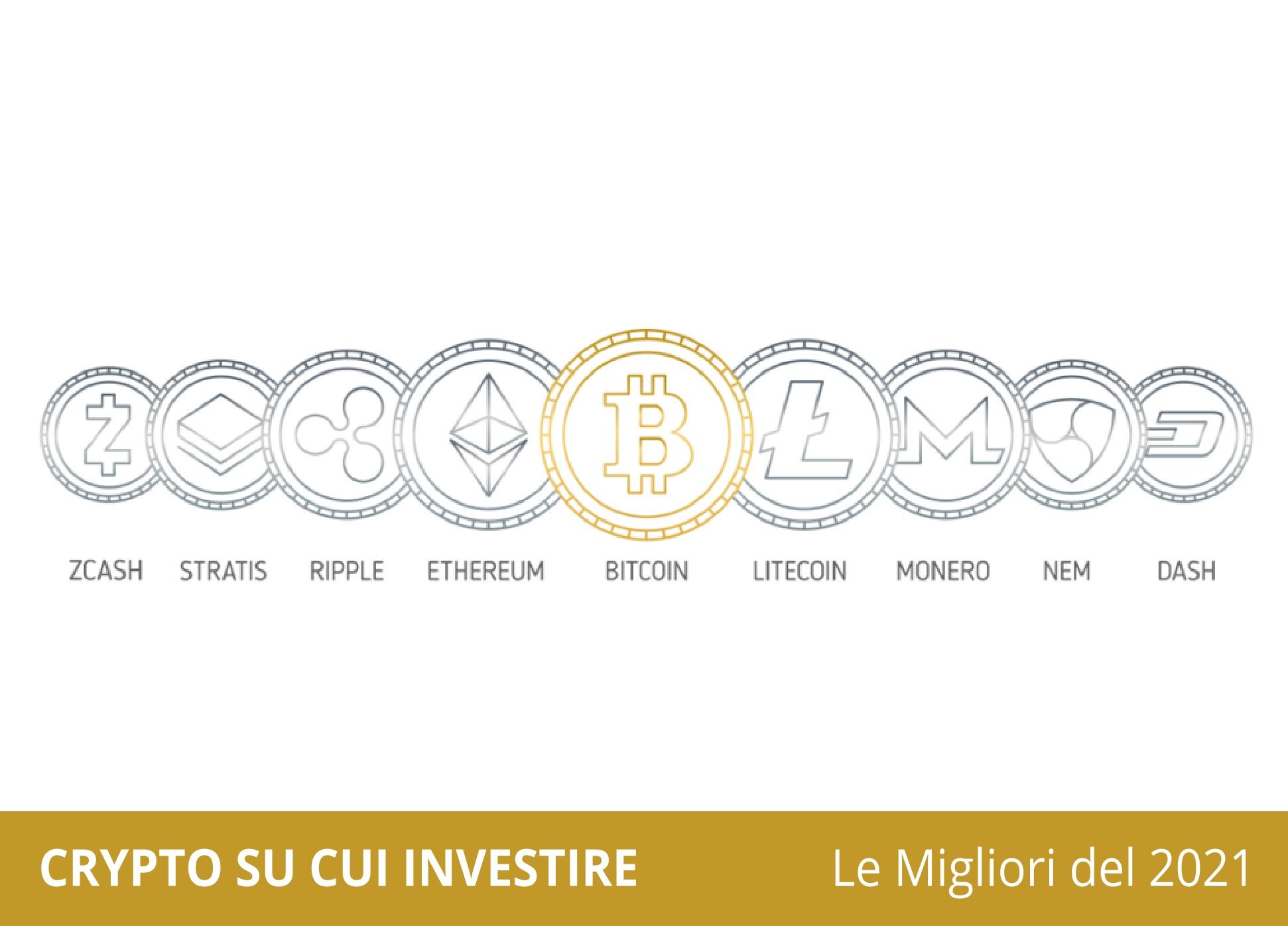 migliori crypto su cui investire
