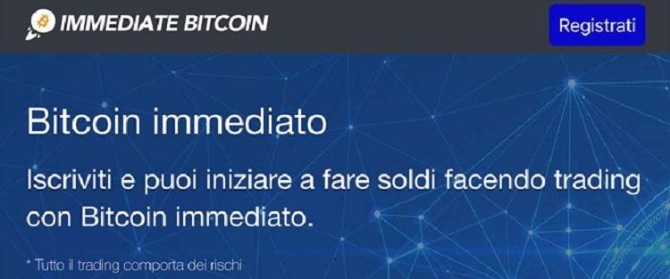 Immediate bitcoin cos'è