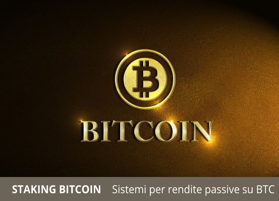 Staking Bitcoin
