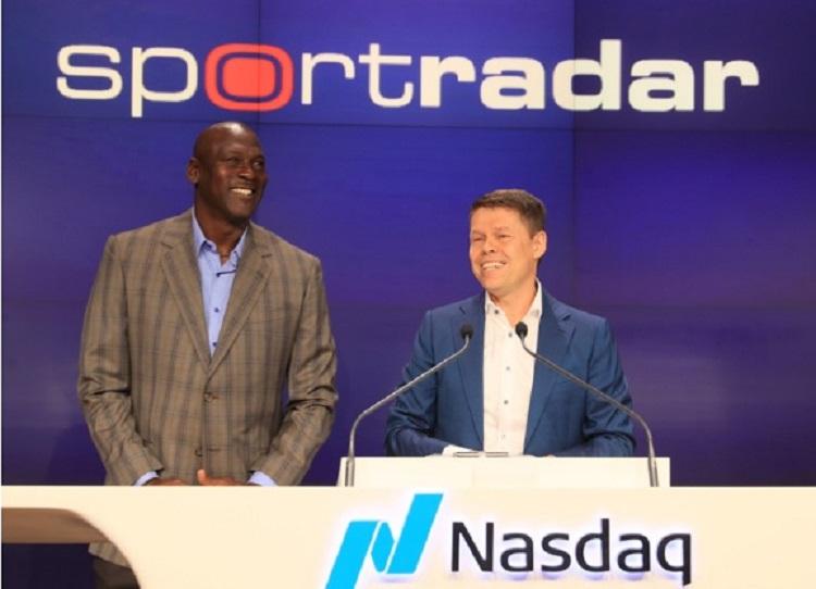 Azione SportRadar Michael Jordan